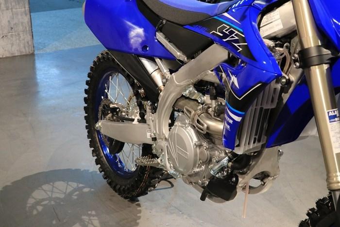 2021 Yamaha YZ450F Photo 10 of 12