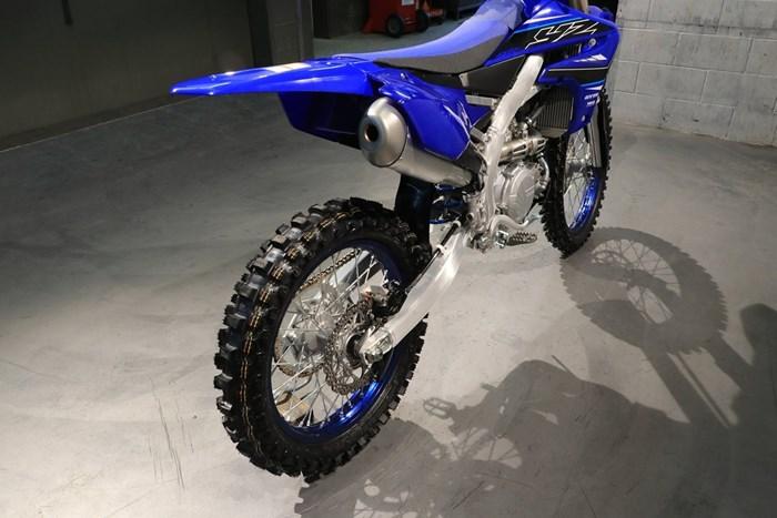 2021 Yamaha YZ450F Photo 11 of 12