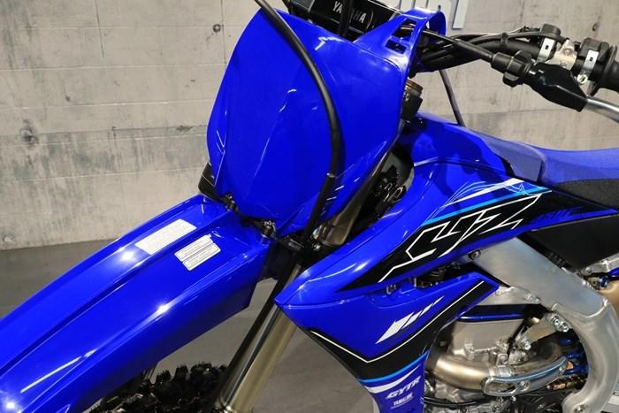 2021 Yamaha YZ450F Photo 12 sur 12
