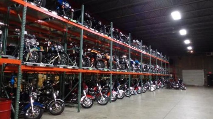 2020 Motorcycle Storage Only $50/month-Payable monthly (Credit c Photo 1 of 3