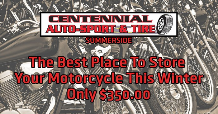 2020 Motorcycle Storage Only $50/month-Payable monthly (Credit c Photo 2 of 3