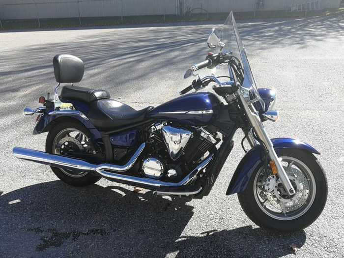 2007 Yamaha V-Star 1300 Photo 1 of 7