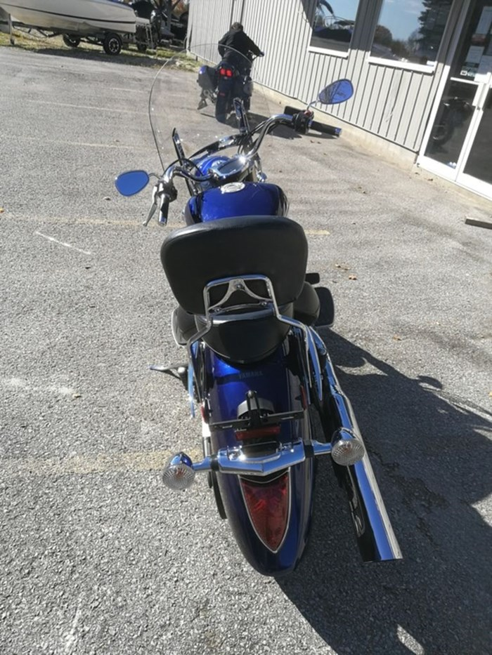2007 Yamaha V-Star 1300 Photo 2 of 7