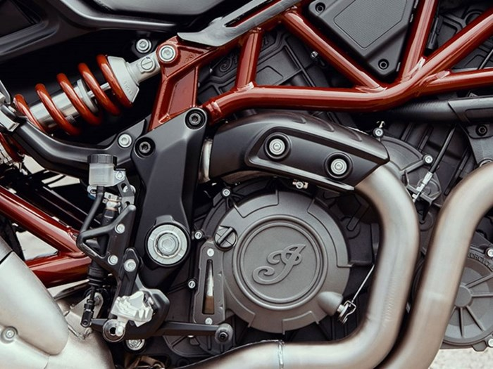2019 Indian Motorcycle® FTR™ 1200 S Race Replica Photo 7 of 9