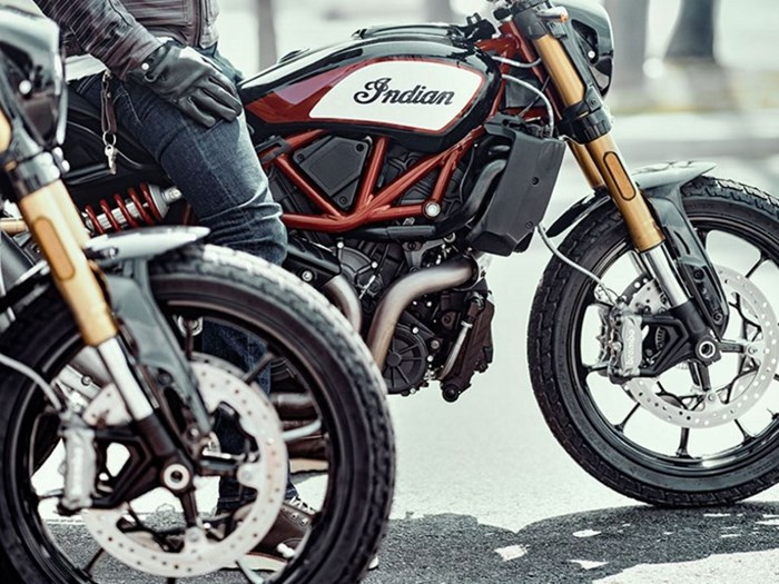 2019 Indian Motorcycle® FTR™ 1200 S Race Replica Photo 9 of 9