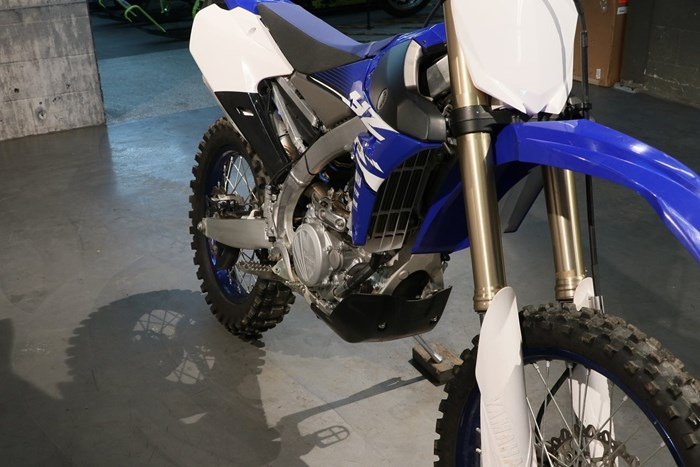2018 Yamaha YZ250FX Photo 10 of 12