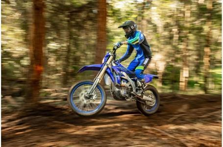2021 Yamaha WR250F Photo 3 of 9