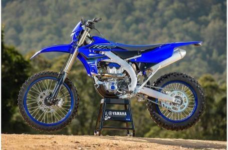 2021 Yamaha WR250F Photo 4 of 9