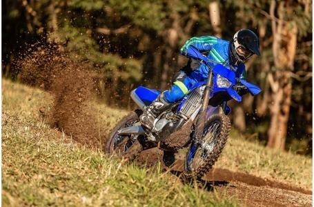 2021 Yamaha WR250F Photo 5 of 9