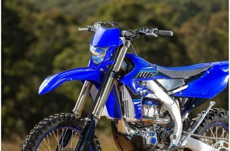 2021 Yamaha WR250F Photo 6 of 9