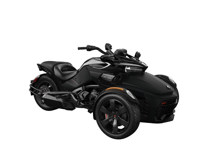 2021 Can-Am Spyder F3-S Special Series Photo 1 of 4