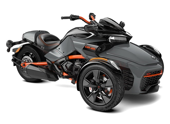 2021 Can-Am Spyder F3-S Special Series Photo 2 of 4