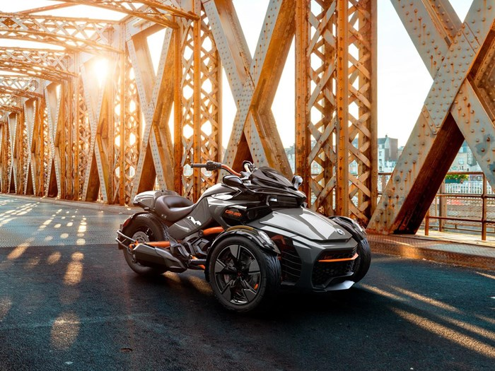2021 Can-Am Spyder F3-S Special Series Photo 3 of 4