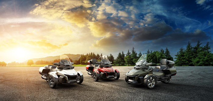 2021 Can-Am Spyder F3-S Special Series Photo 4 of 4