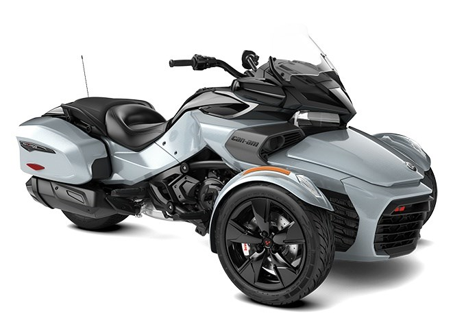 2021 Can-Am Spyder F3-T Photo 3 of 3