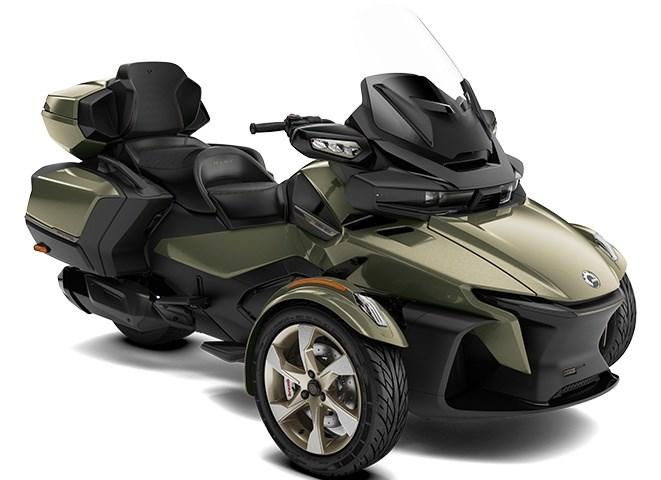 2021 Can-Am Spyder RT Limited Chrome Photo 1 sur 4