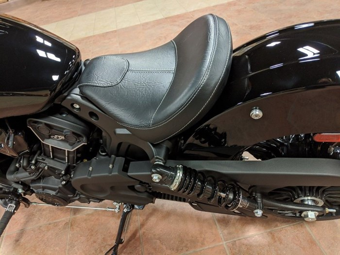 2021 Indian Motorcycle® Scout® Sixty Thunder Black Photo 8 of 12