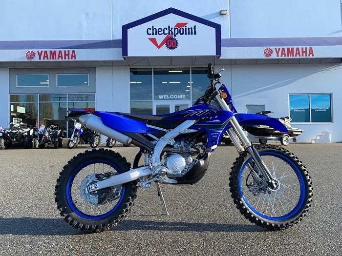 2021 Yamaha WR250F Photo 1 of 7