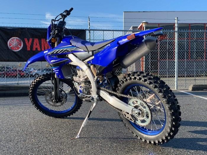 2021 Yamaha WR250F Photo 2 of 7