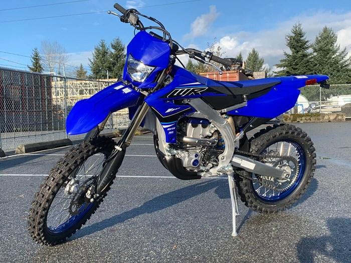 2021 Yamaha WR250F Photo 3 of 7