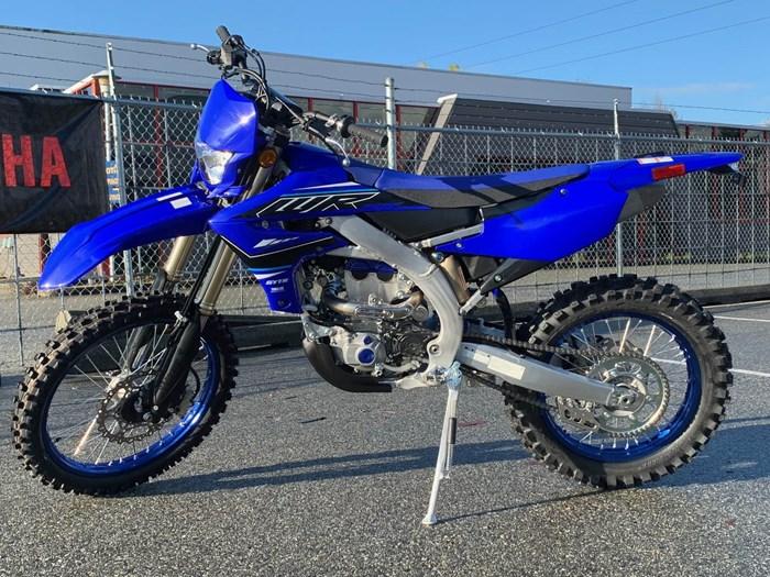 2021 Yamaha WR250F Photo 4 of 7