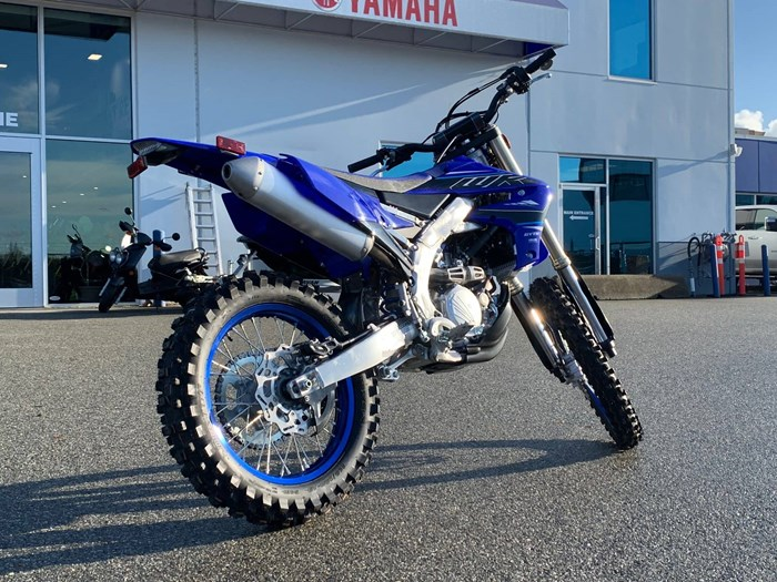 2021 Yamaha WR250F Photo 5 of 7