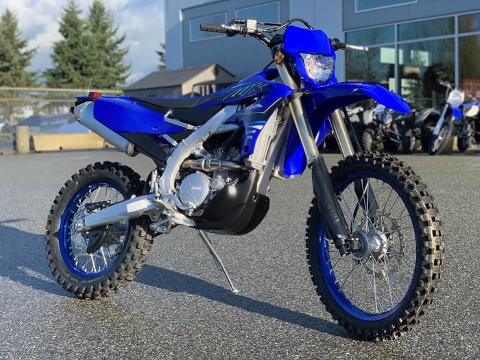 2021 Yamaha WR250F Photo 6 of 7