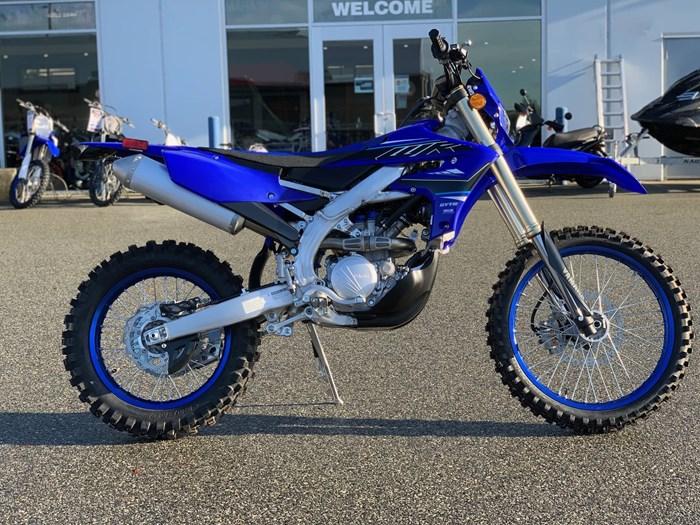 2021 Yamaha WR250F Photo 7 of 7