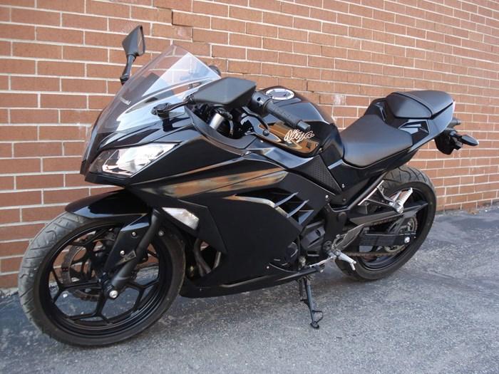 2014 Kawasaki EX300 Photo 8 of 11