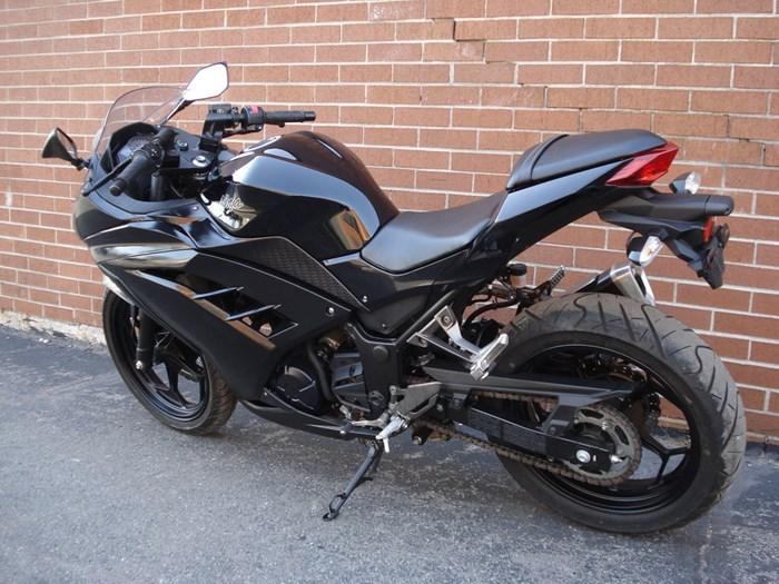 2014 Kawasaki EX300 Photo 9 of 11