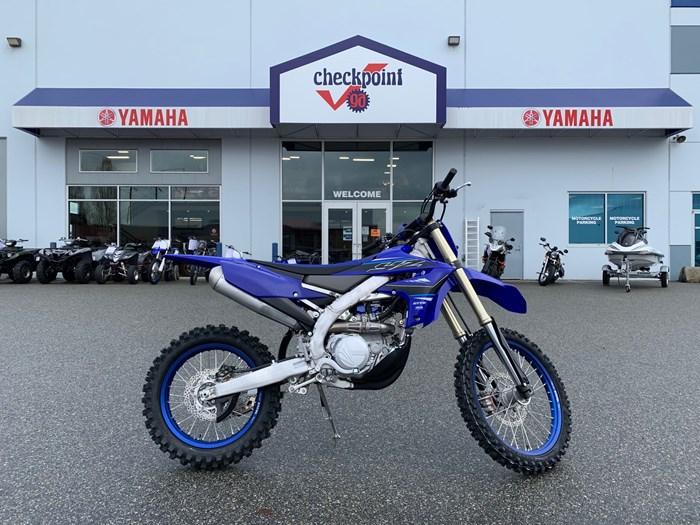 2021 Yamaha YZ450FX Photo 1 of 7
