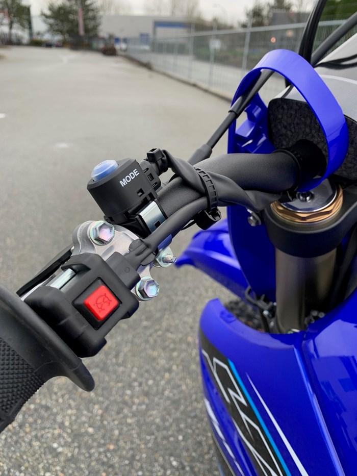 2021 Yamaha YZ450FX Photo 2 of 7
