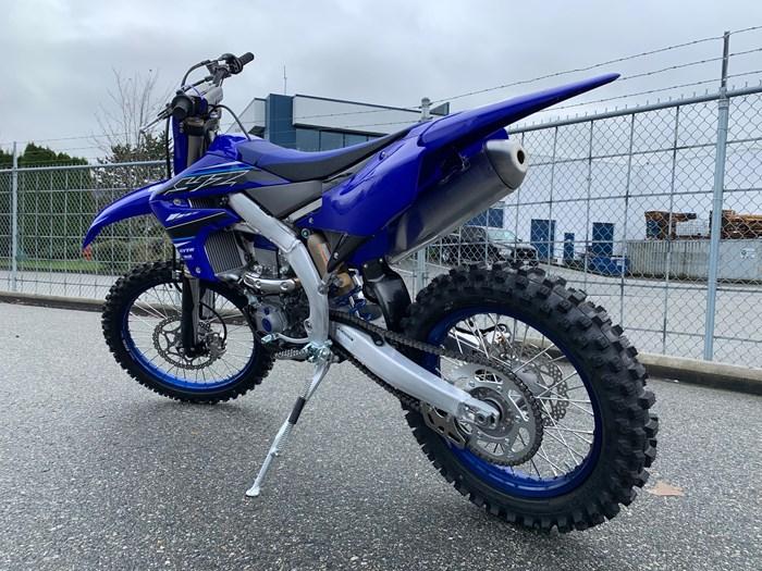 2021 Yamaha YZ450FX Photo 3 of 7