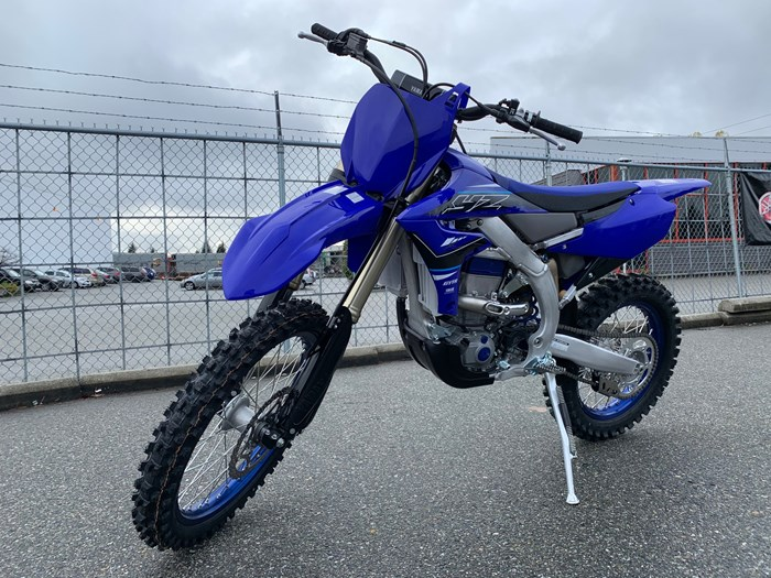 2021 Yamaha YZ450FX Photo 4 of 7