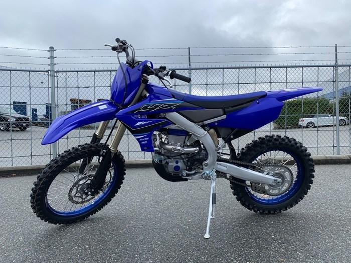 2021 Yamaha YZ450FX Photo 5 of 7