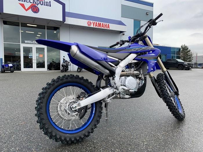 2021 Yamaha YZ450FX Photo 6 of 7
