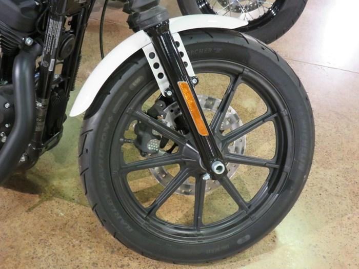 2018 Harley-Davidson XL1200NS - Sportster® Iron 1200™ Photo 5 of 9