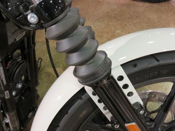 2018 Harley-Davidson XL1200NS - Sportster® Iron 1200™ Photo 6 of 9