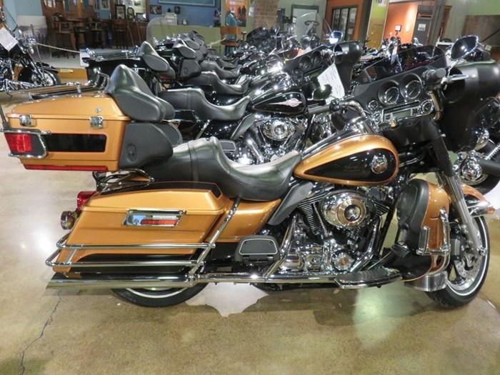 2008 Harley-Davidson Electra Glide Ultra Anniversary Photo 1 of 11