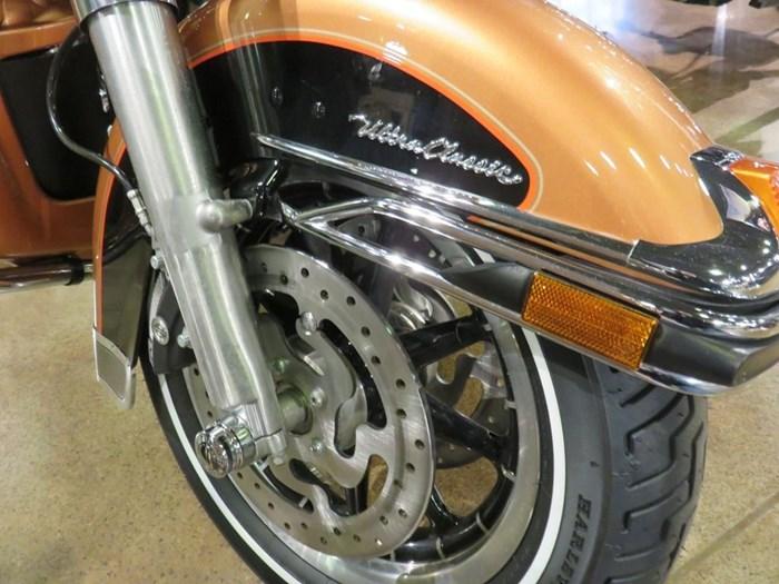 2008 Harley-Davidson Electra Glide Ultra Anniversary Photo 10 of 11