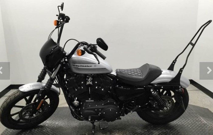2020 Harley-Davidson XL1200NS - Sportster® Iron 1200™ Photo 2 of 4