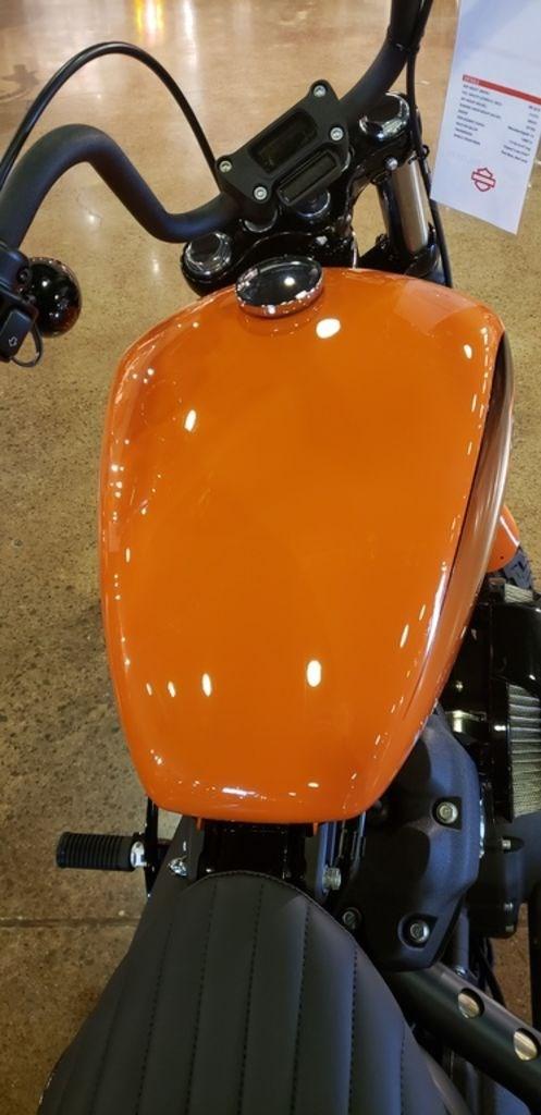 2021 Harley-Davidson FXBBS - Street Bob™ Photo 3 of 7
