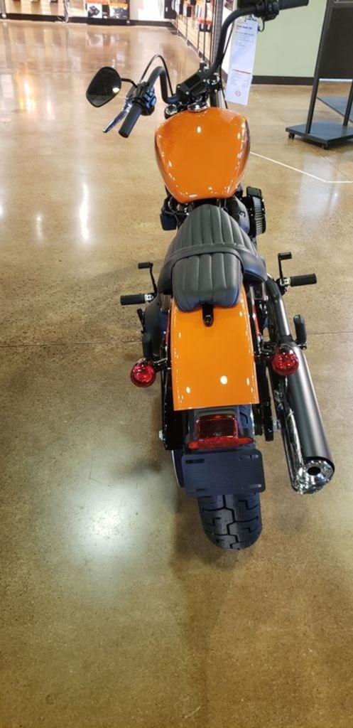 2021 Harley-Davidson FXBBS - Street Bob™ Photo 4 of 7