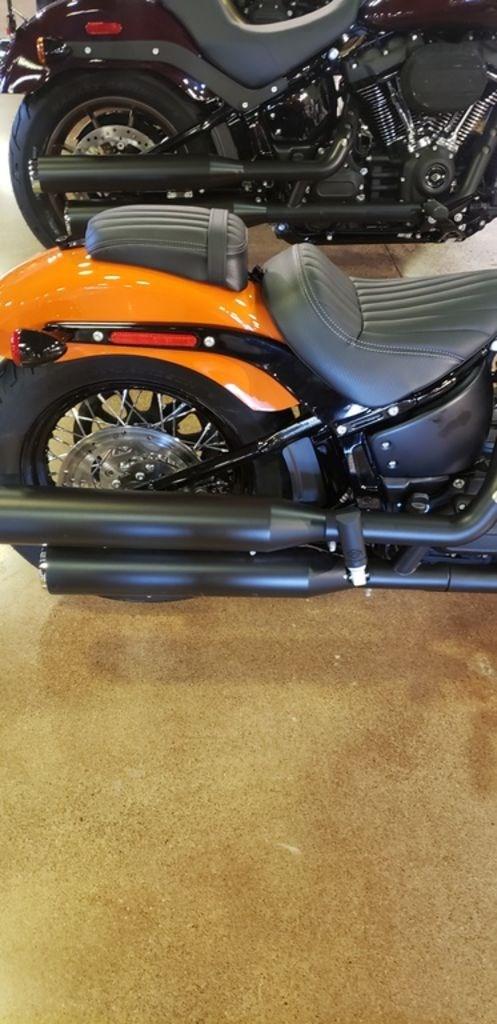 2021 Harley-Davidson FXBBS - Street Bob™ Photo 5 of 7