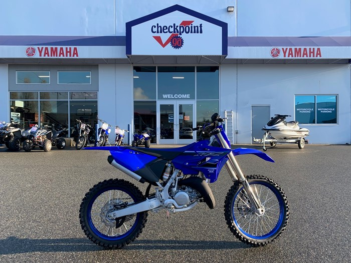 2021 Yamaha YZ125 Photo 1 of 8