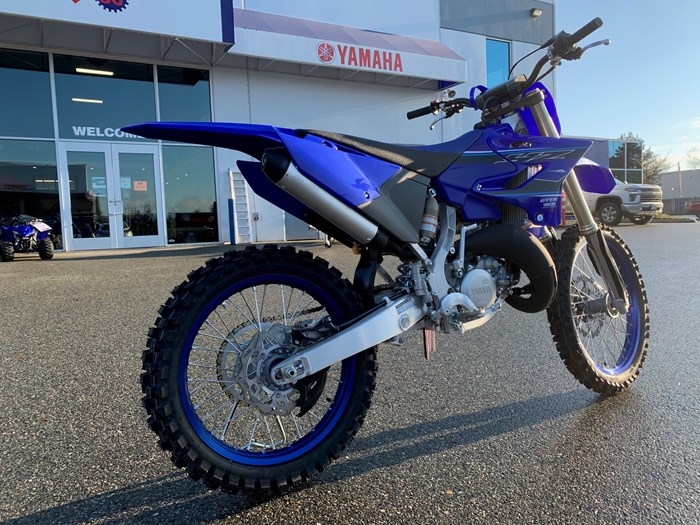2021 Yamaha YZ125 Photo 4 of 8