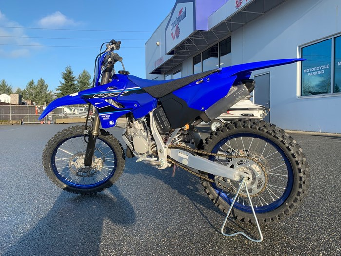 2021 Yamaha YZ125 Photo 7 of 8