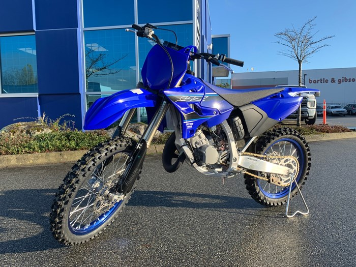2021 Yamaha YZ125 Photo 8 of 8