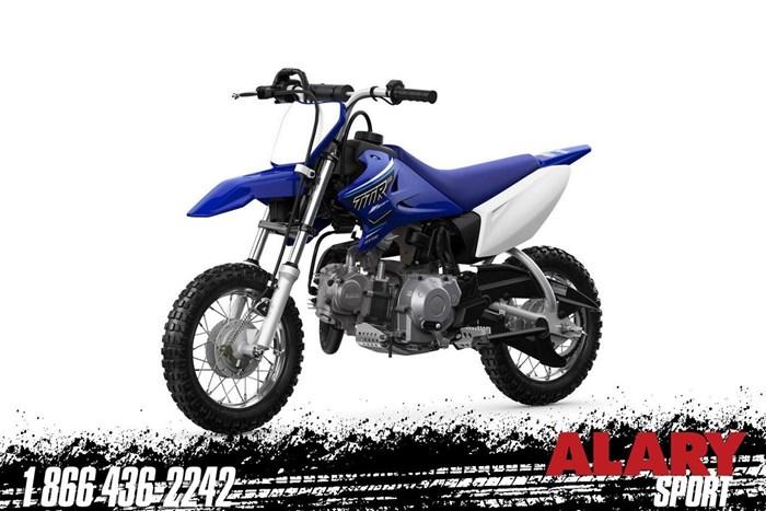 2021 Yamaha TT-R50E Photo 1 of 2