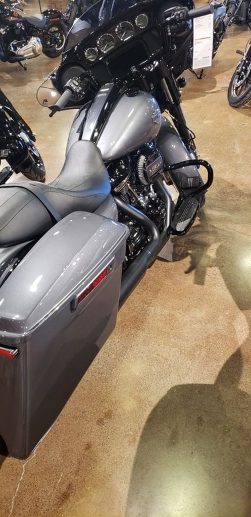 2021 Harley-Davidson FLHXS - Street Glide™ Special Photo 6 of 7